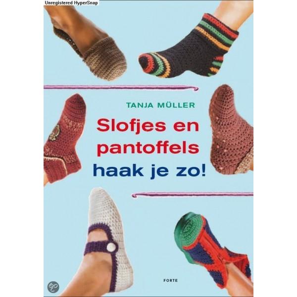 Boek Slofjes En Pantoffels Haken Alle Steken